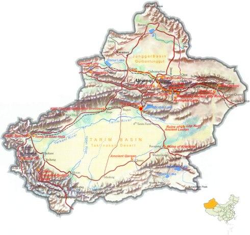 map_xinjiang